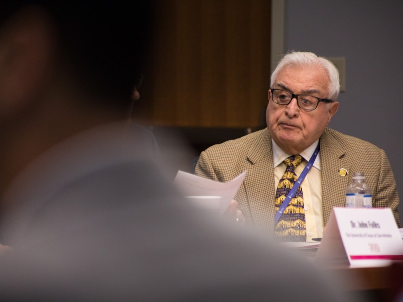 Tricentennial Commission Bexar County Appointee Alfonso Chiscano