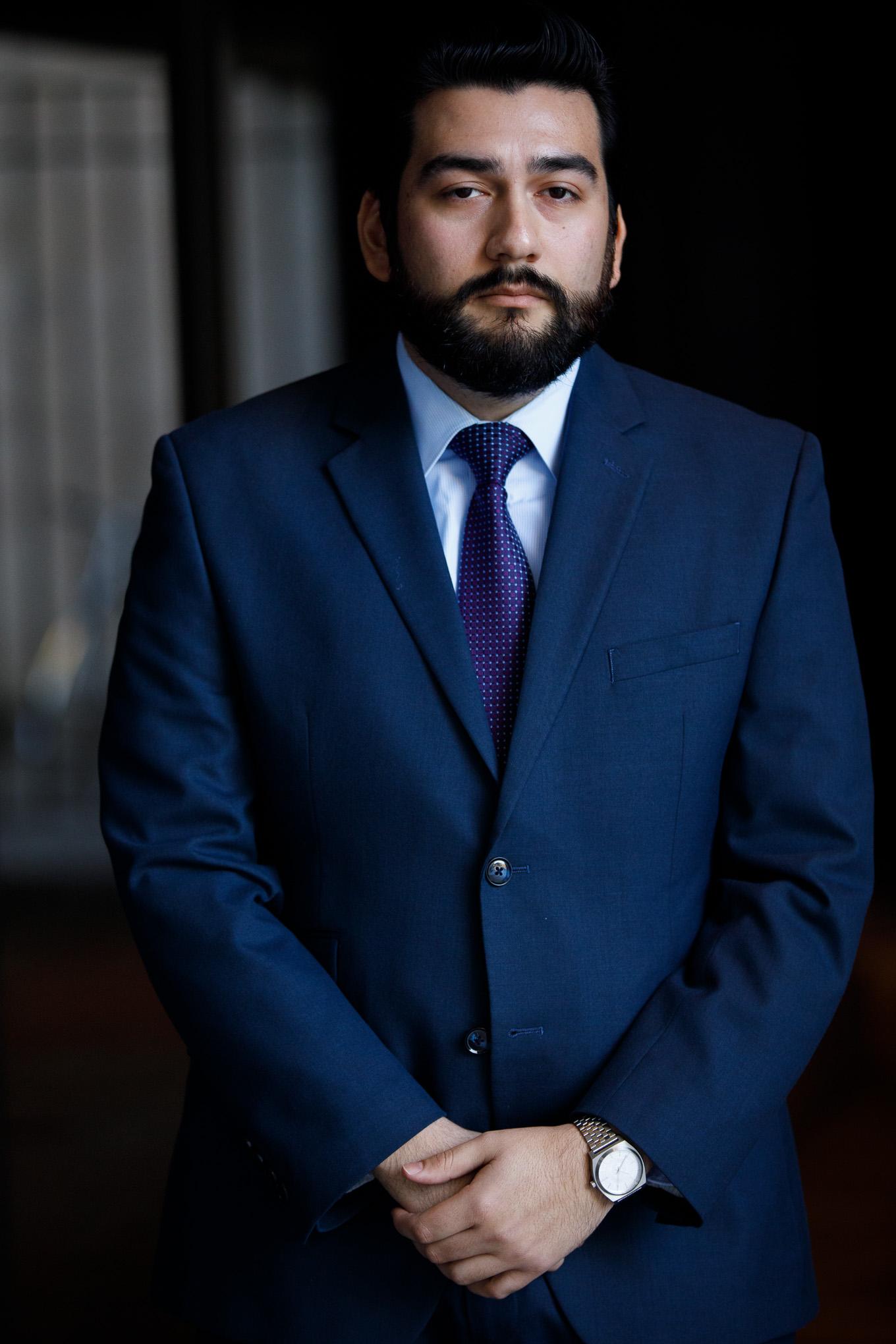 South San Antonio ISD Board Trustee Edward Mungia.