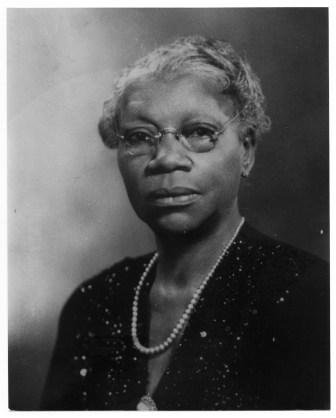 Former St. Philip's College President Artemisia Bowden (1879–1969)