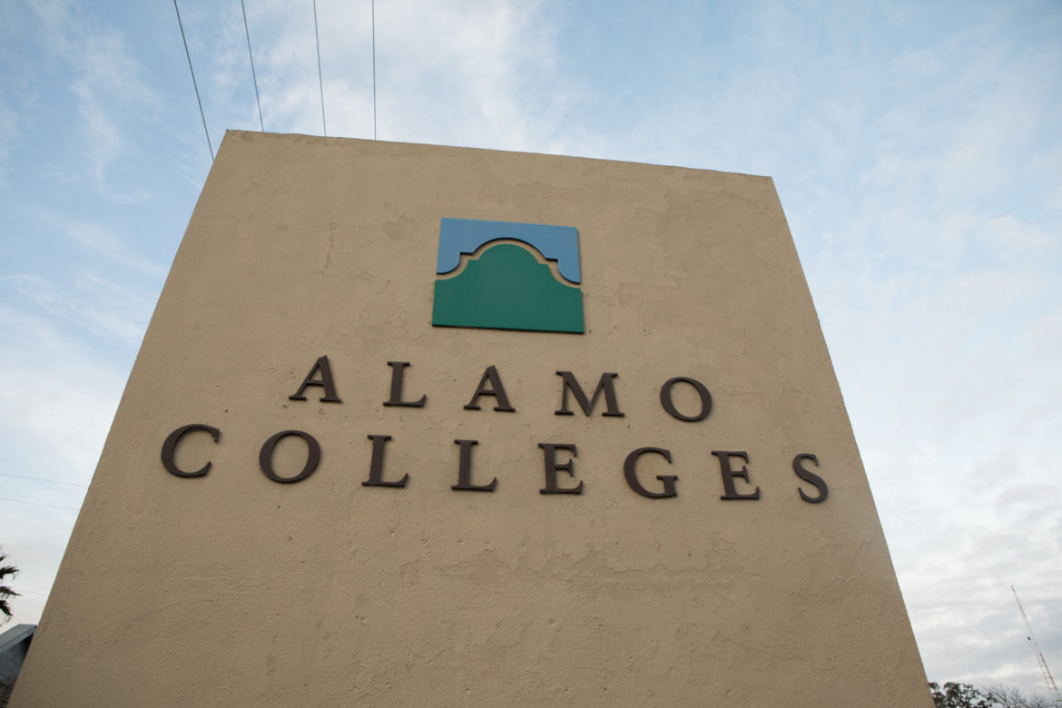 The Alamo Colleges George E. Killen Community Education & Service Center is located at 201 W. Sheridan St.