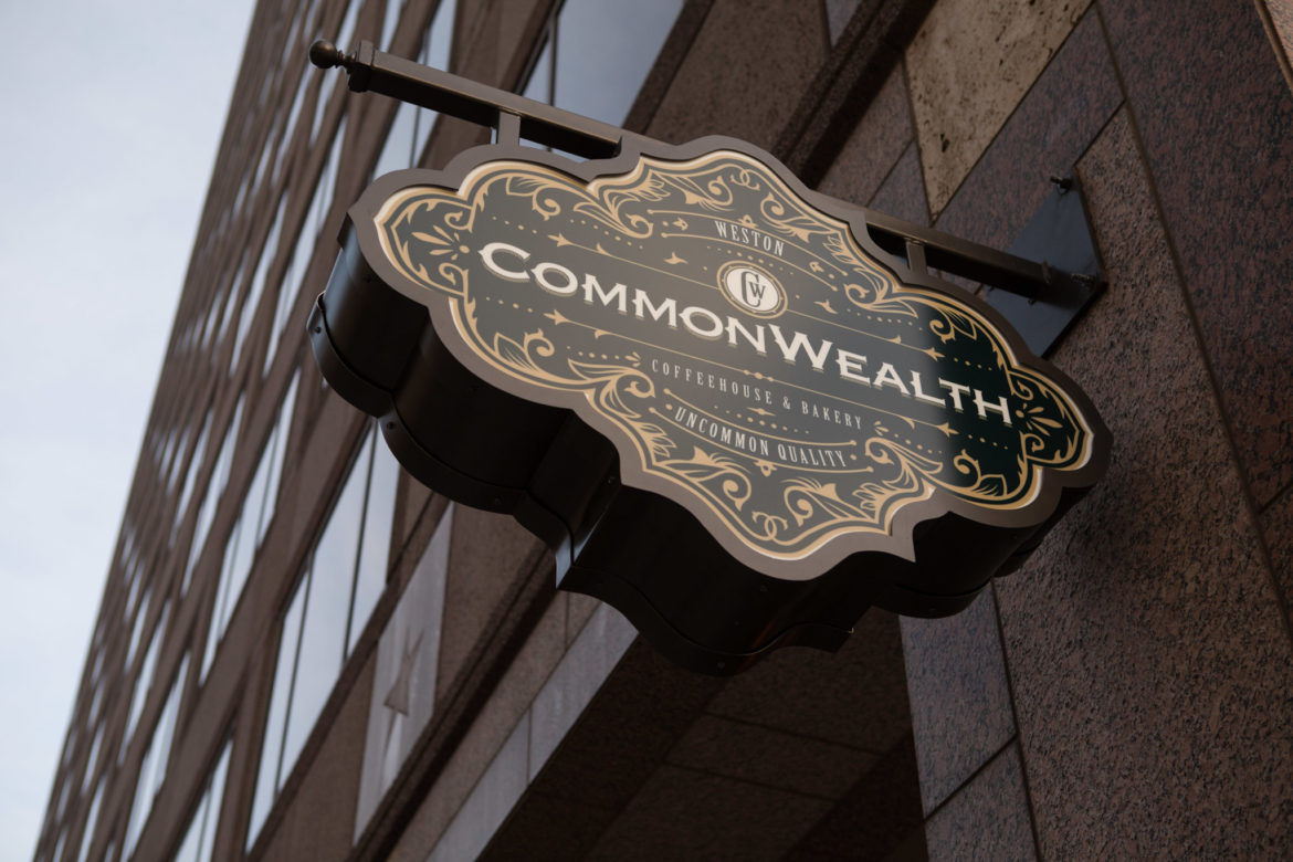 CommonWealth Coffeehouse & Bakery opens in the Weston Centre on February 2.
