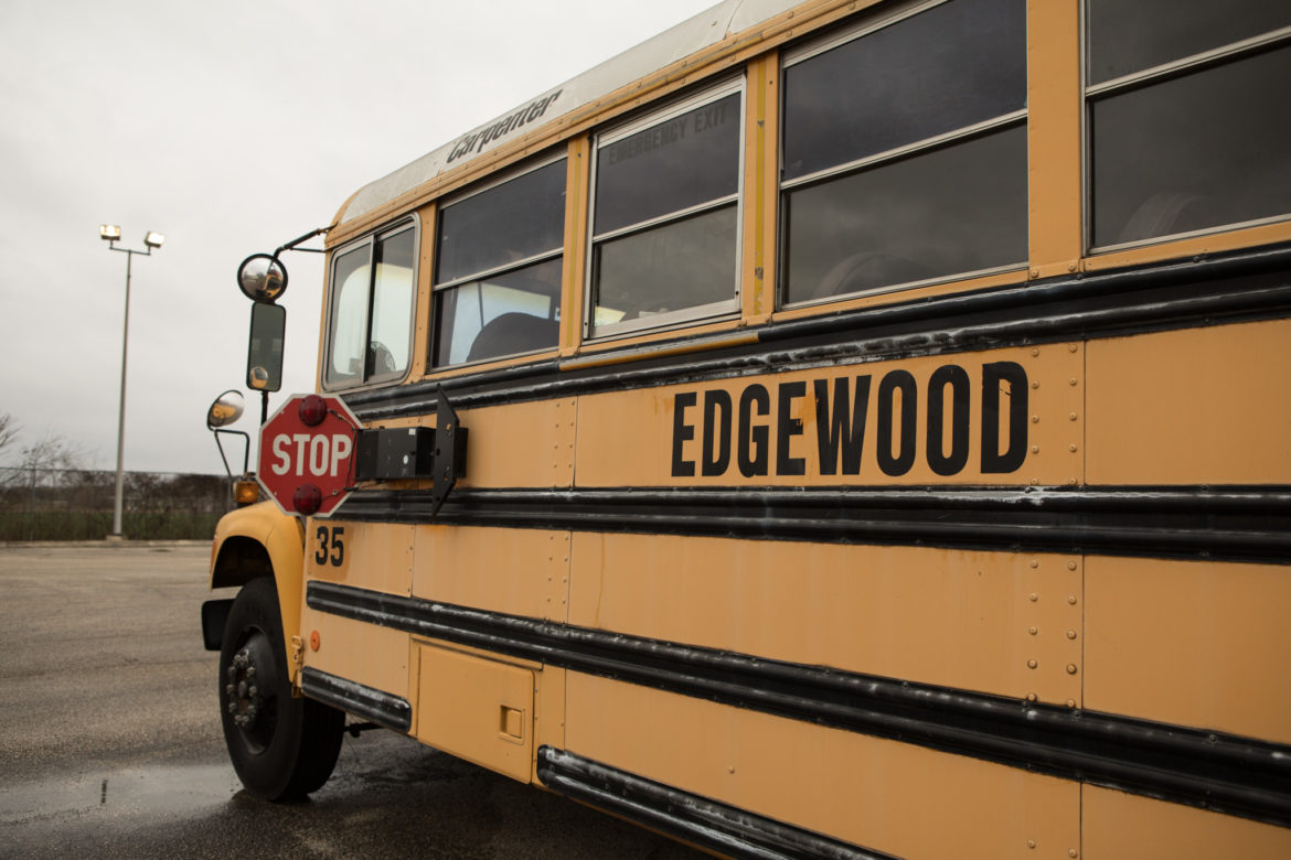 Edgewood Independent School District has requested that 1,438 failing high school students return to in-person classes in January.