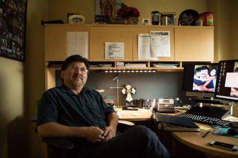 Tony Villanueva, Palo Alto College Psychology Assistant Professor