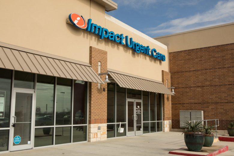 Impact Urgent Care is located at 1211 Austin Hwy. Suite 110.