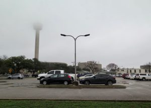 As part of a package deal, SAISD sold this large parking lot at the corner of South Alamo Street and East César E. Chávez Boulevard to Pearl developer Silver Ventures.
