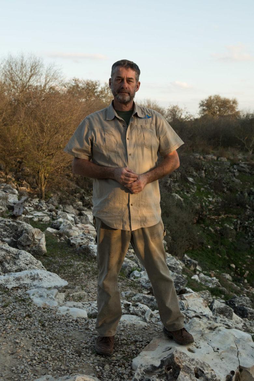 Fran Hutchins, Bracken Cave Preserve Director.
