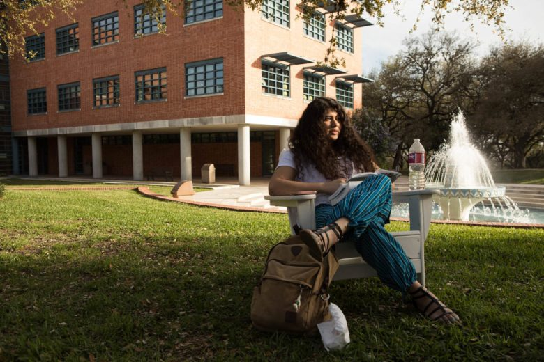 Trinity University student Savaly Guerrero comments on campus violence and sexual assault.