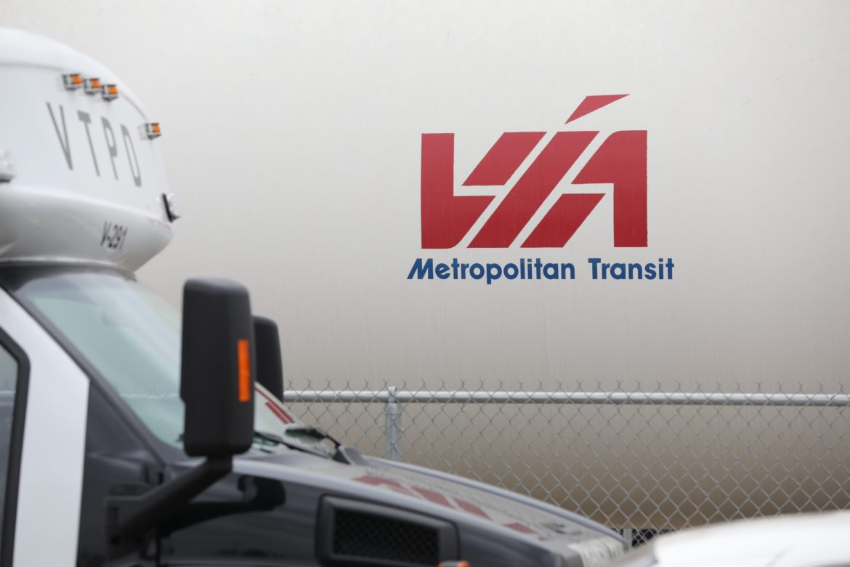 VIA Metropolitan Transit.