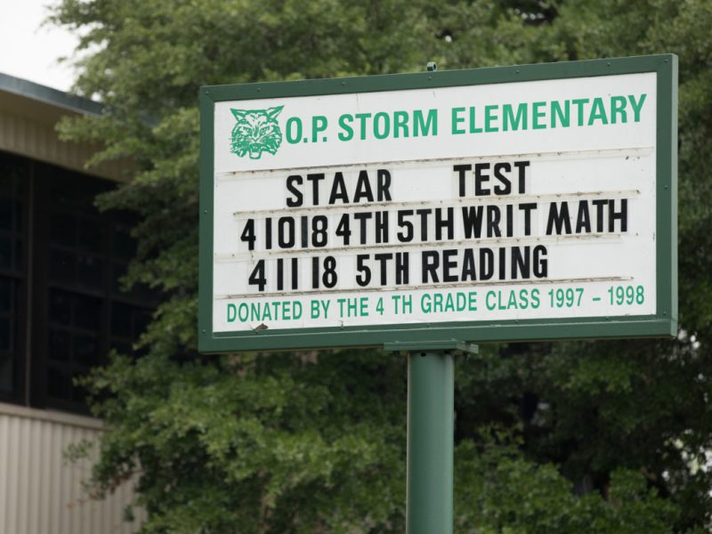 Ollie Storm Elementary School is located Southwest of downtown and is part of the San Antonio Independent School District.