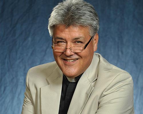 Rev. Rudy Vela