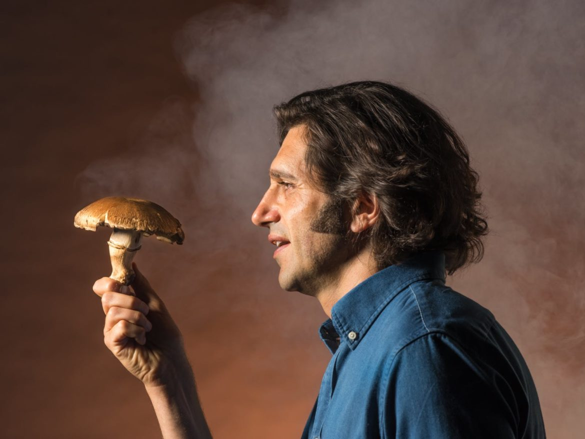 The Tobin Center announces it's new season which includes The Mushroom Cure a man who treated his OCD son with psychedelics.