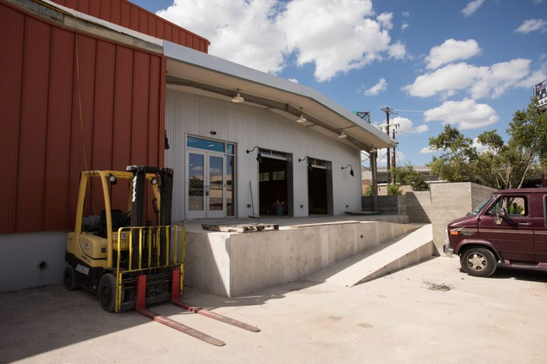 Armadillo Boulders is located at 1119 Camden St.