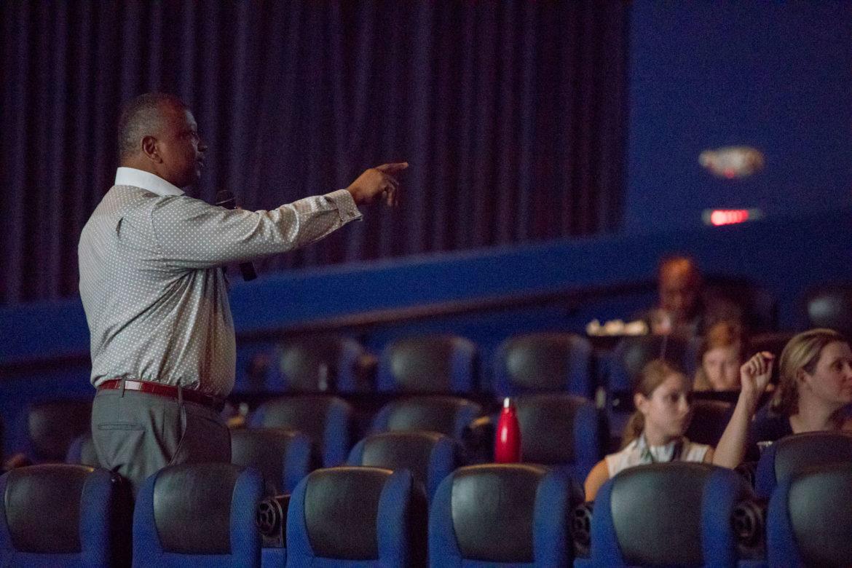 100 Black Men Director Milton Harris.