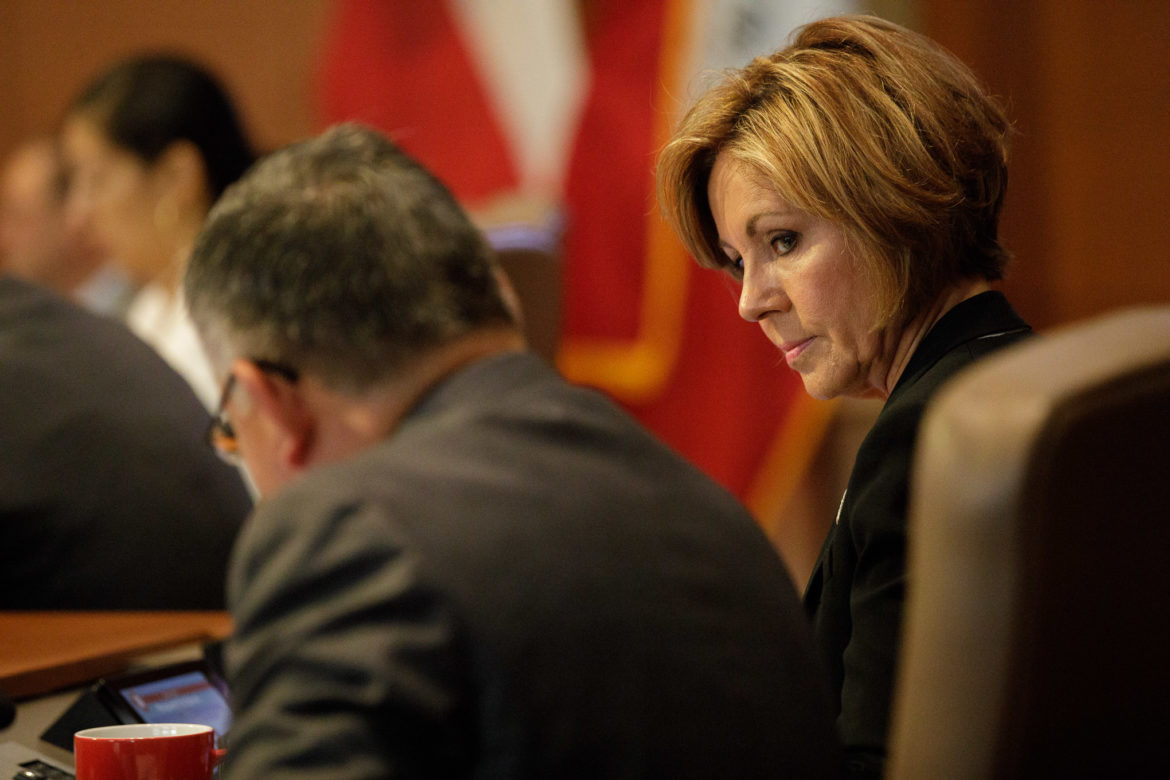 City Manager Sheryl Sculley