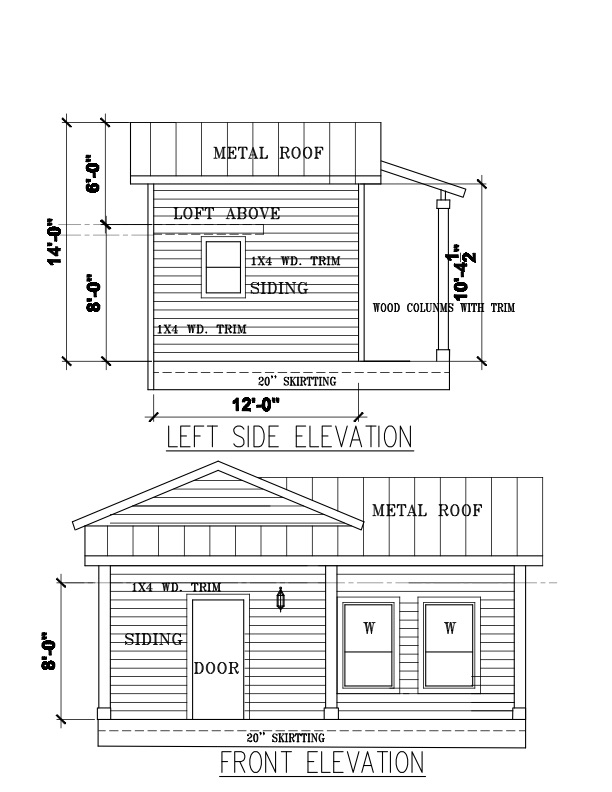 Troy Turner can soon start construction on this tiny, 300-square-foot home in Dignowity Hill.