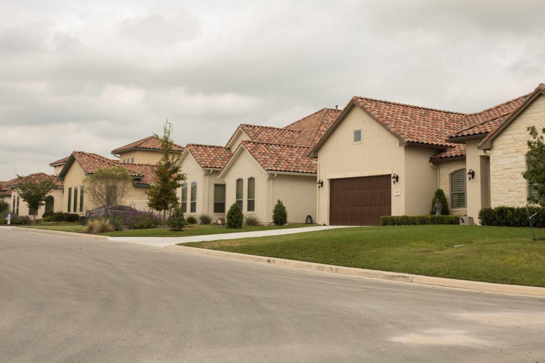 Homes in Bentley Manor in Shavano Park.