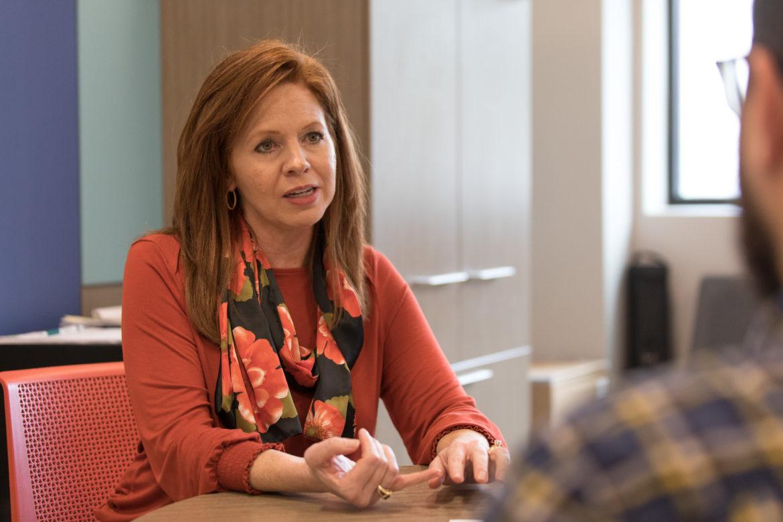CAST Tech Principal Melissa Alcala.
