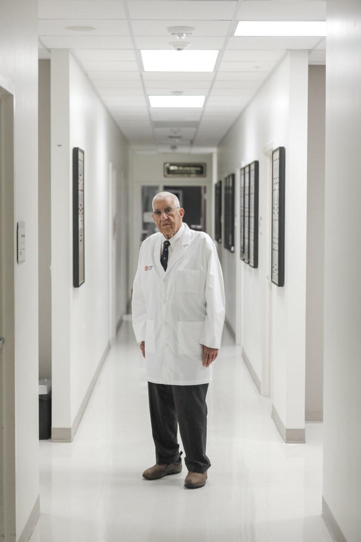 Dr. Basil Pruitt