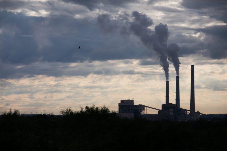 The Calaveras Power Plant.