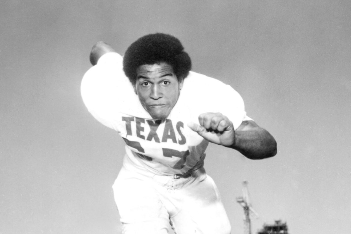 Julius Whittier, the first African-American letterman football player at the University of Texas died on Tuesday, September 25th.