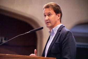 Tech Bloc CEO David Heard speaks his opinion regarding dockless scooters.