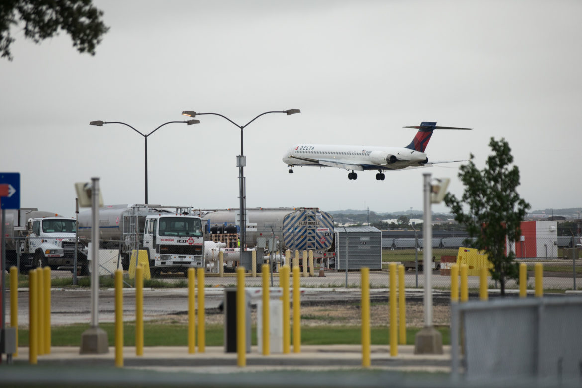 The City of San Antonio has put grant applications to the FAA on hold while an investigation from the administration is ongoing.