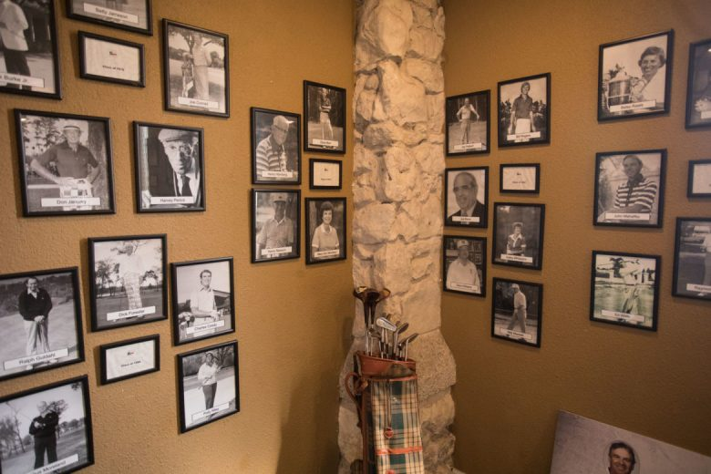 The Hall of Fame at Historic Brackenridge Park Golf Course.