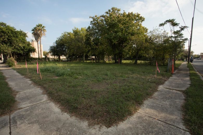 There is a request to HDRC to construct four structures on the properties of 126, 130, and 134 N. Swiss St. (This is 134)
