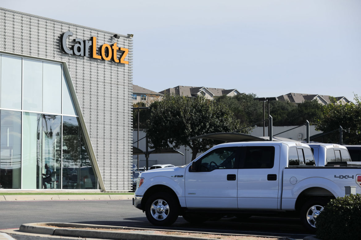 CarLotz, a consignment store for vehicles is opening a location near UTSA and Fiesta Texas.