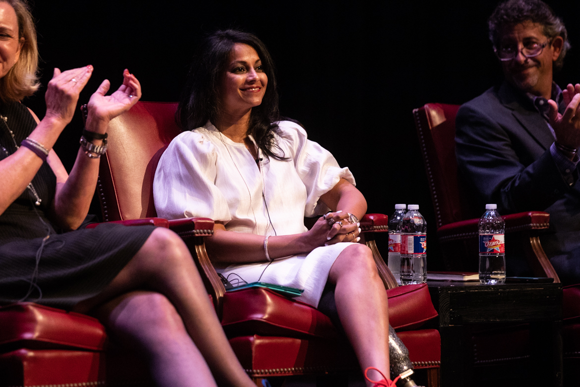 Mona Patel, founder and executive director of the San Antonio Amputee Foundation.