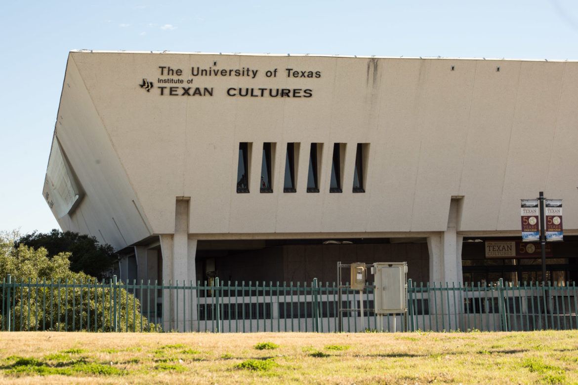 The University of Texas at San Antonio will create a new community vision for the Institute of Texan Cultures.