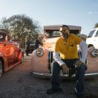 Victor Stewart, 61, is a member of the 1st Impressions car club.