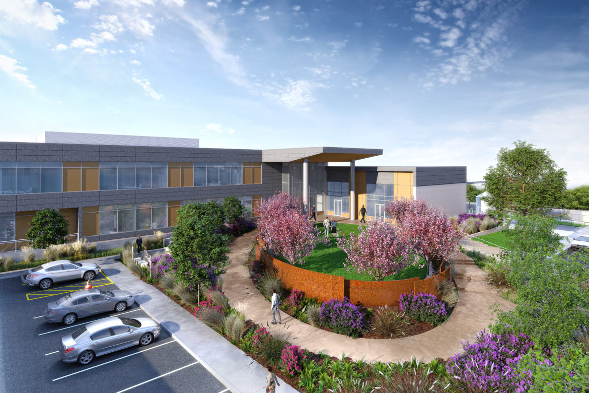 The Texas Organ Sharing Alliance plans to build a headquarters in the medical center.