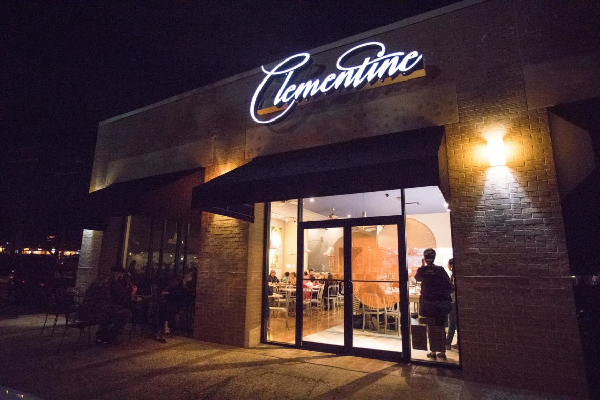 Clementine Restaurant is located at 2195 NW Military Hwy.