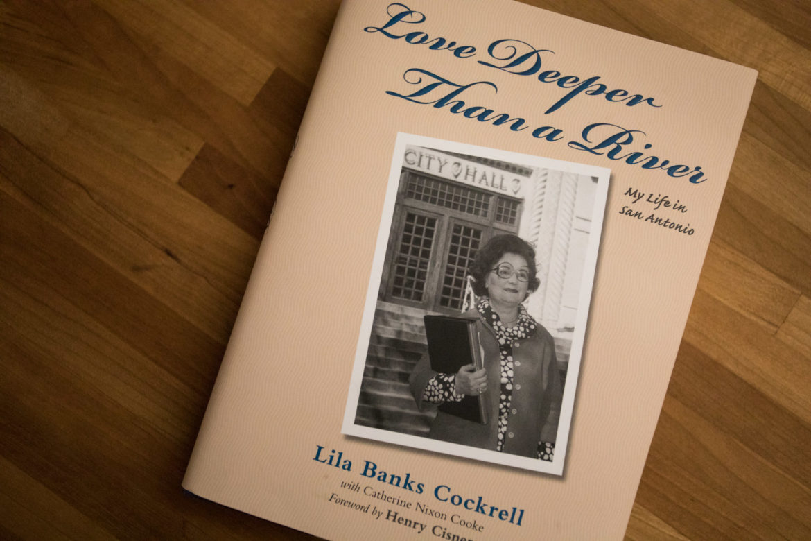 Love Deeper Than a River: My Life in San Antonio by Lila Banks Cockrell.