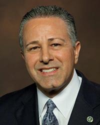 Las Vegas Deputy City Manager Orlando Sanchez.