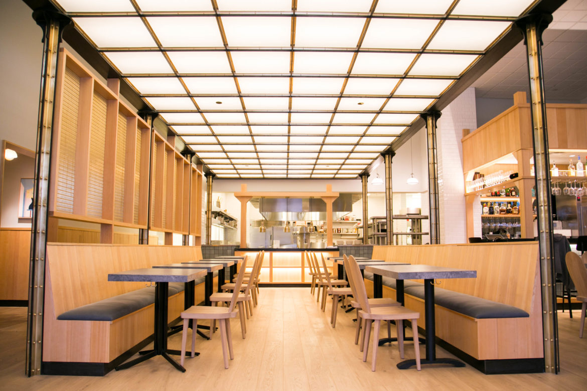 Savor, a modern American restaurant created by the Culinary Institute of America will be opening on January 22nd.