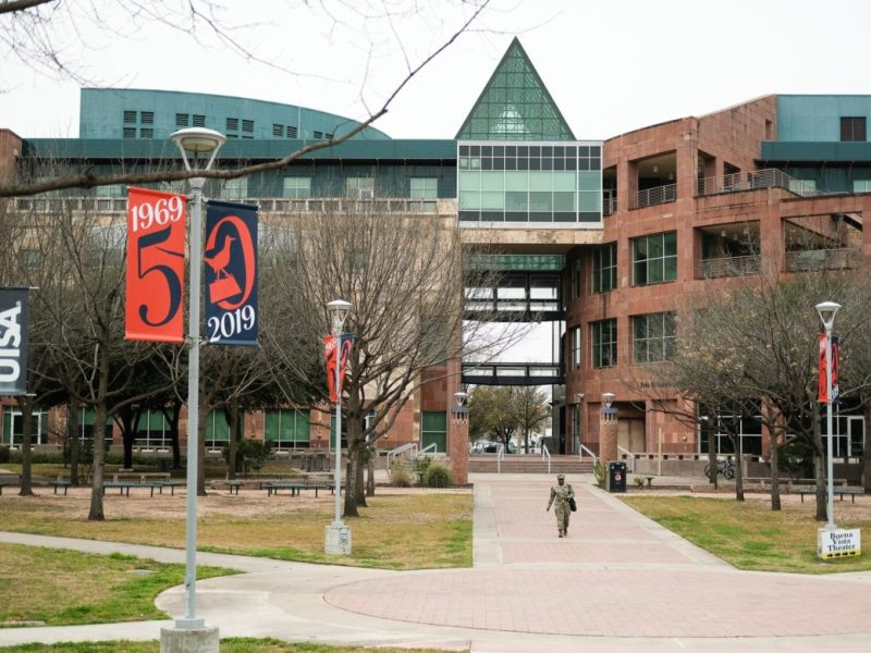 UTSA Downtown Campus is set to change with plans to add additional programs and student housing to the area.
