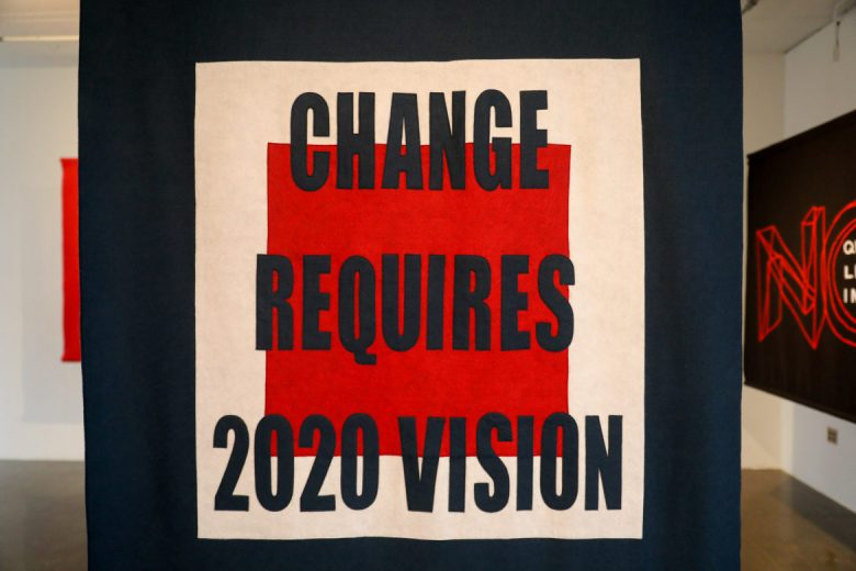 CHANGE REQUIRES 2020 VISION