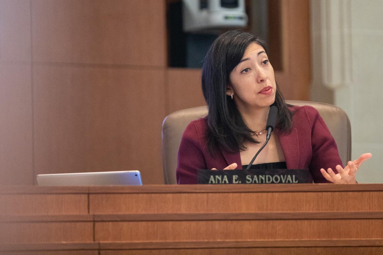 Councilwoman Ana Sandoval (D7).