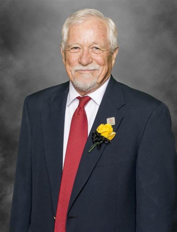 ECISD Board President Steve Bryant