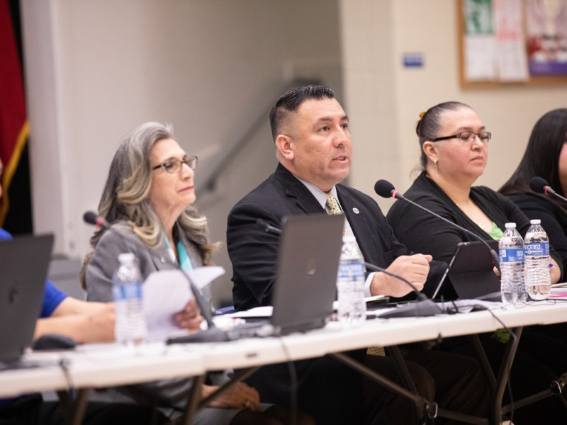 A four-person majority on the South San ISD board of trustees have repeatedly voted to reopen the three campuses in the district.