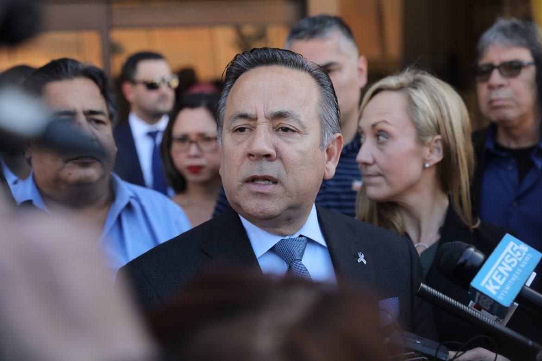 State Sen. Carlos Uresti.