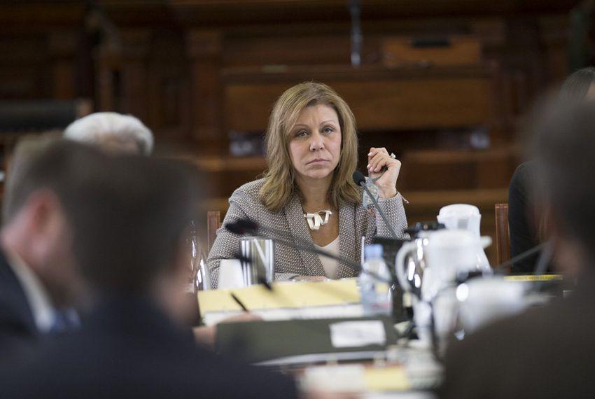 State Sen. Joan Huffman