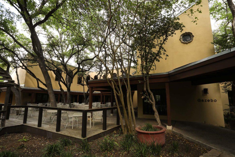 The Los Patios property. Photos taken on Mar. 28, 2019.