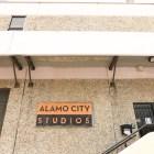 The entrance to Alamo City Studios.