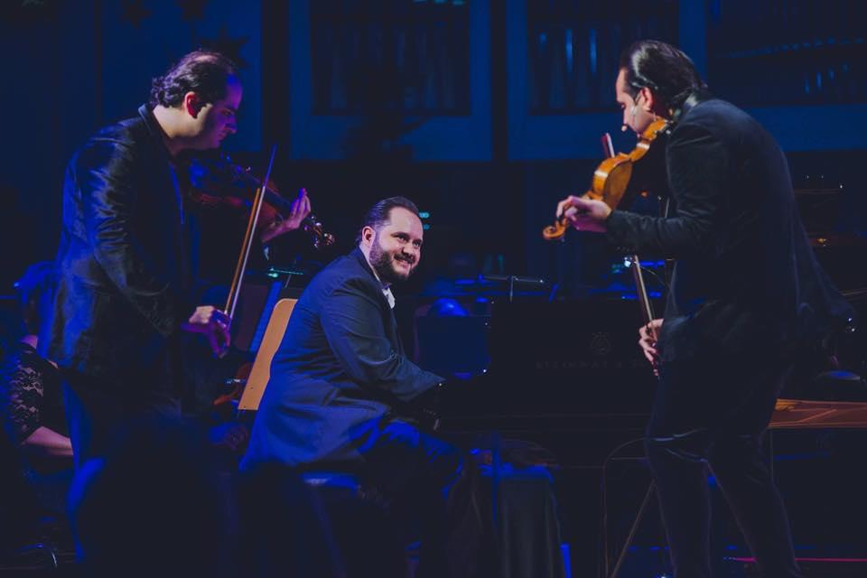 Janoska Ensemble will conclude the 6th Annual Musical Bridges Around the World International Music Festival on Sunday, Mar. 31.