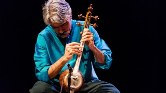 Kayhan Kalhor will perform with Brooklyn Rider at the 6th Annual Musical Bridges Around the World International Music Festival on Mar. 22.