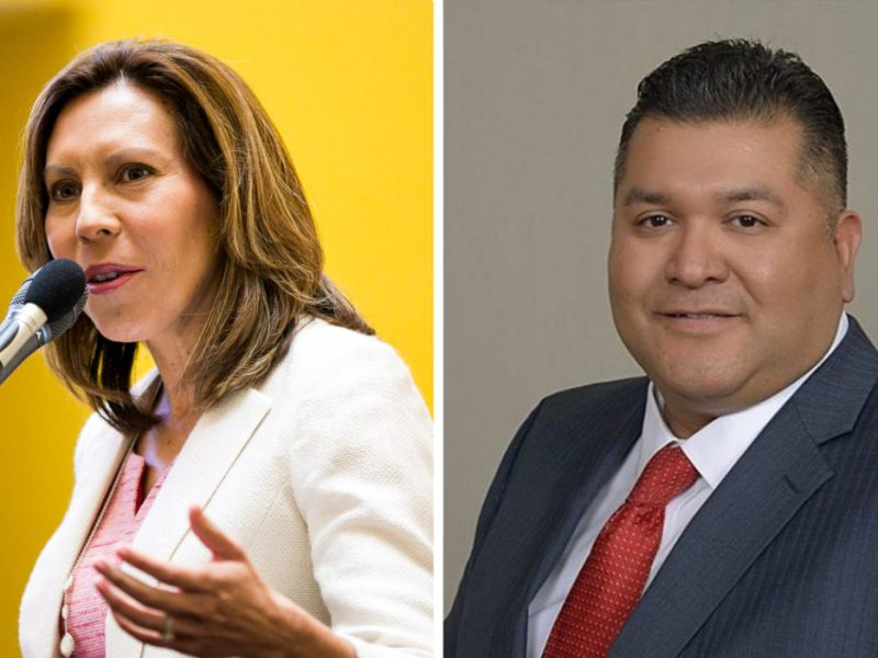 Councilwoman Shirley Gonzales is facing challenger Anthony Gres who has raised four times the money for the council seat.