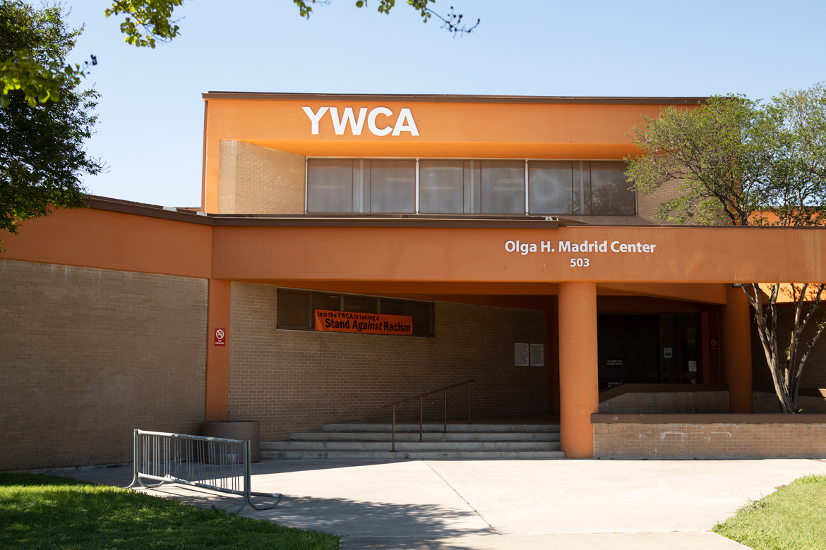 The YWCA Olga Madrid Center.